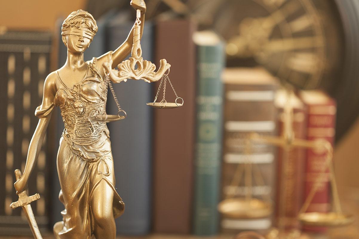 Statua di Themida.  Il tuo sito web legale è colpevole di cattivo gusto?