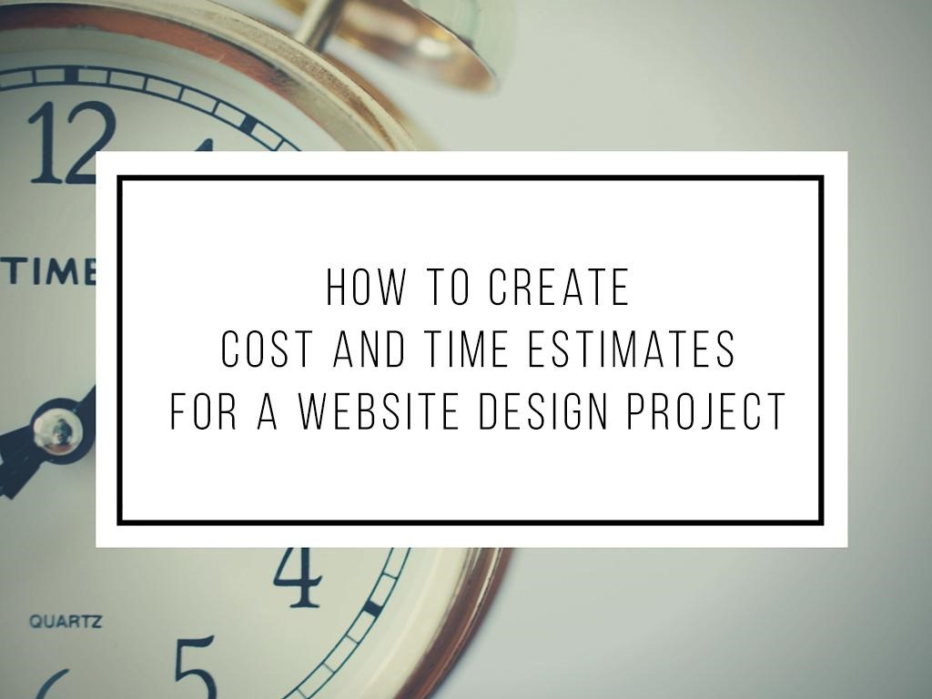 clock how to estimate project