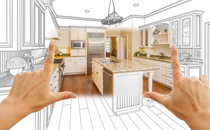 A website for interior designers